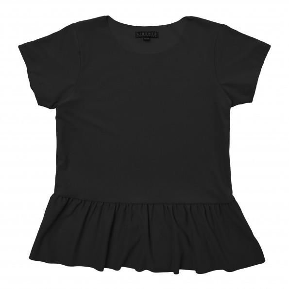 Liberte Alma Frill t-shirt junior – Black