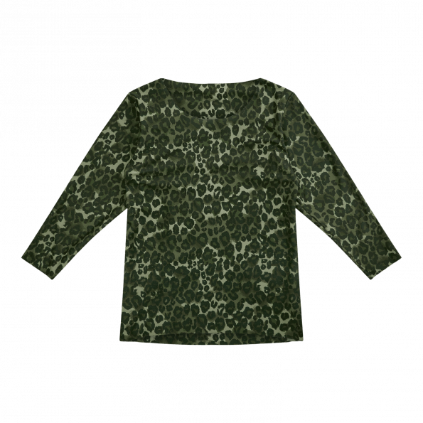 Liberte Alma trøje junior – Army Leo