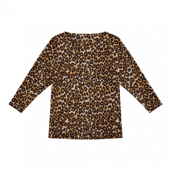 Liberte Alma trøje junior – Sand Black Leo