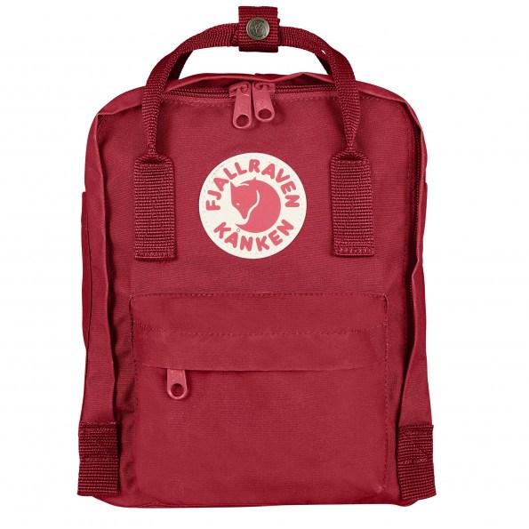 Fjällräven Kånken Mini rygsæk - deep red