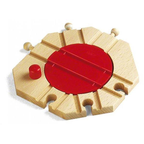 BRIO World - Mekanisk drejeskive - 33361