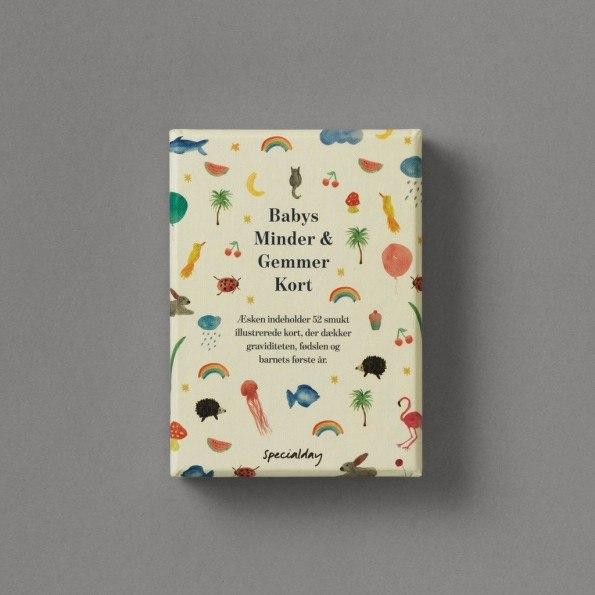 Special day - Babys Minder & Gemmer Kort