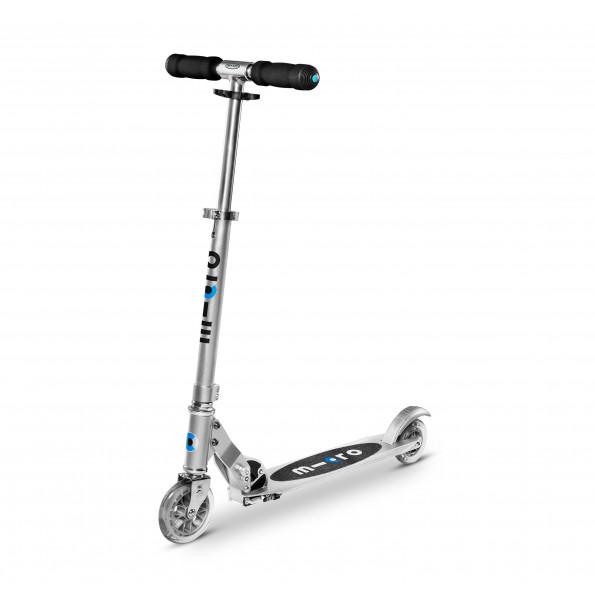 Micro sprite løbehjul - sølv