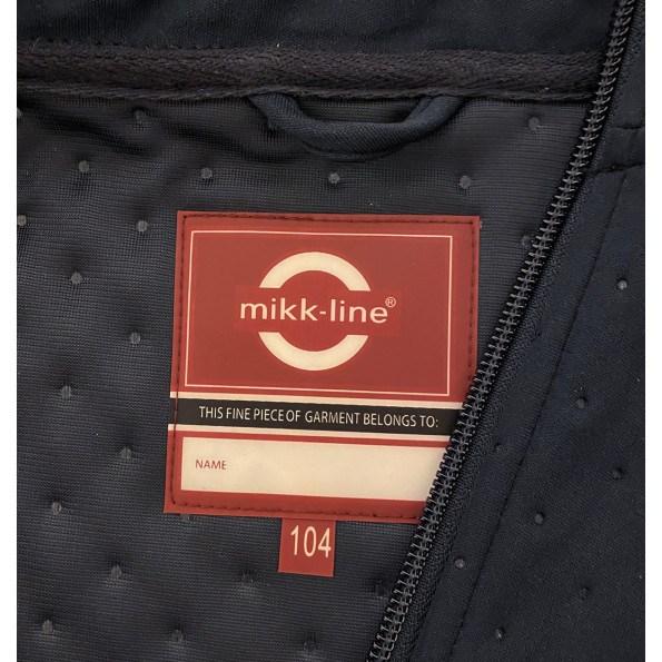 MIKK-LINE termojakke - Blue Nights