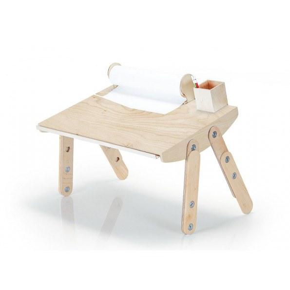 Lil Gaea Milky desk - Natural