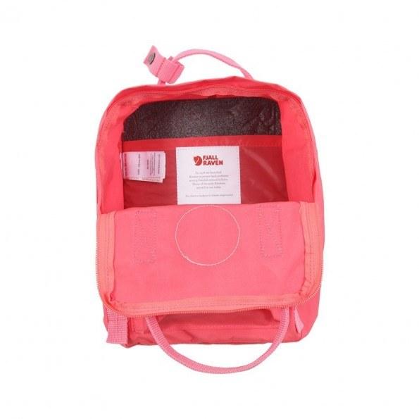 Fjällräven Mini Kånken rygsæk - Peach Pink