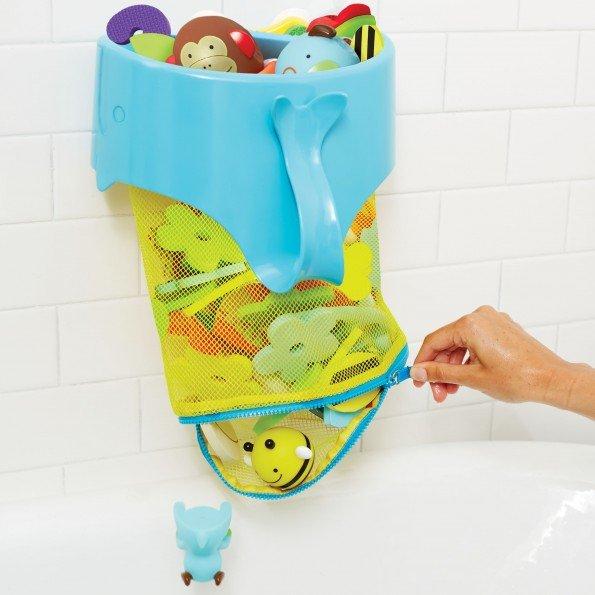 Skip Hop - Moby Opbevaringskurv til bad