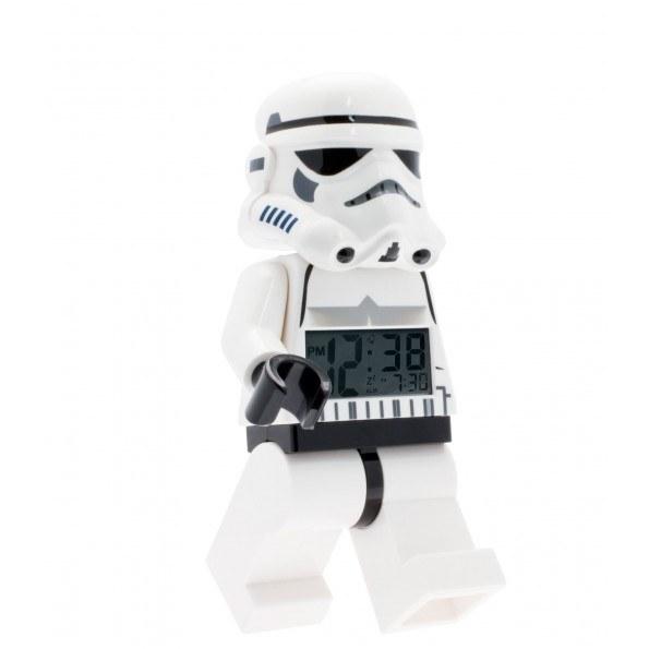 LEGO Vækkeur Figur - Star Wars. Stormtrooper
