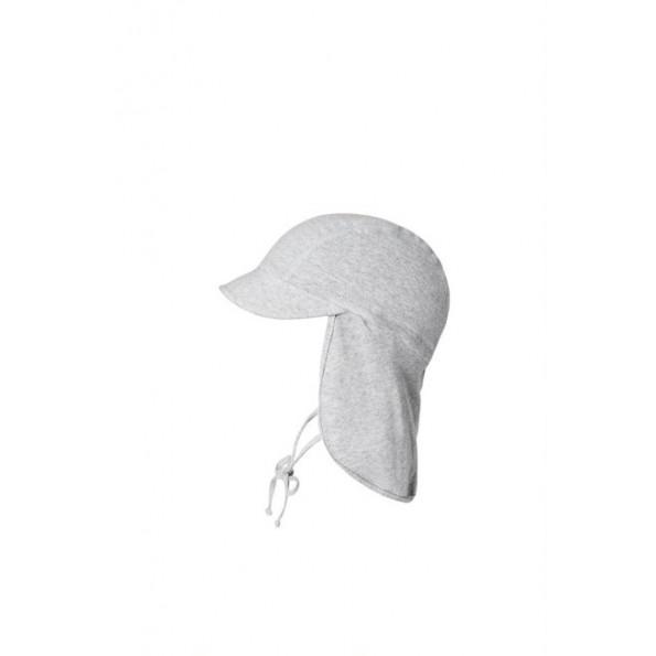 mp Denmark Sami Cap sommerhat - Grey Melange