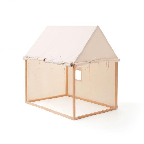 Kids Concept legehus/telt - hvid
