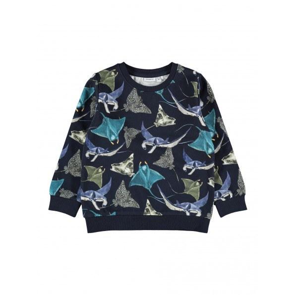 Name It Faray sweatshirt - Dark Sapphire