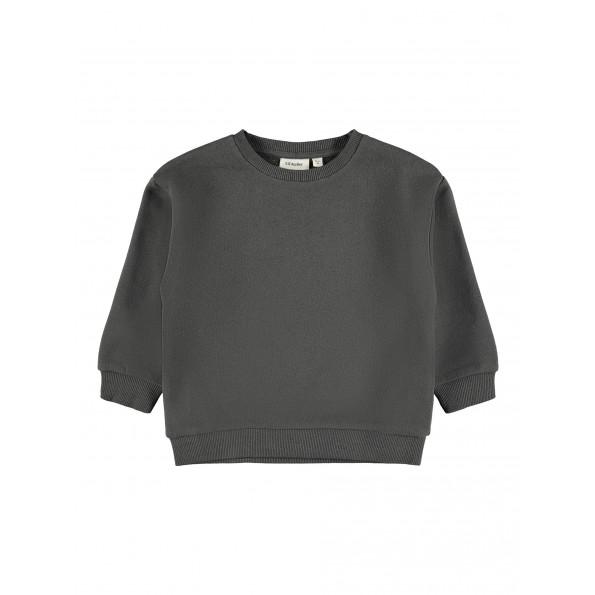 Lil'Atelier London oversized sweater - Raven