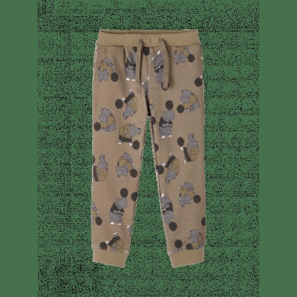 Name It Nasonny sweatpants - Stone Gray