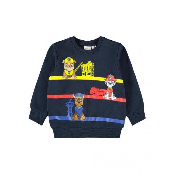 Name It Pawpatrol sweatshirt - Dark Sapphire