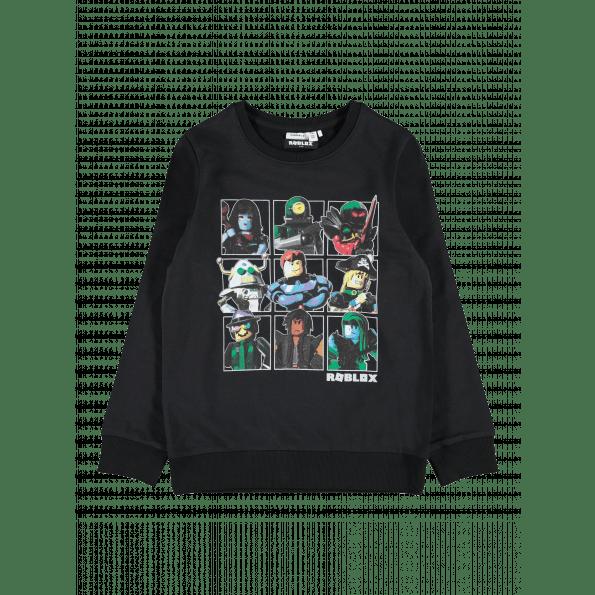 Name It Roblox sweatshirt - Black