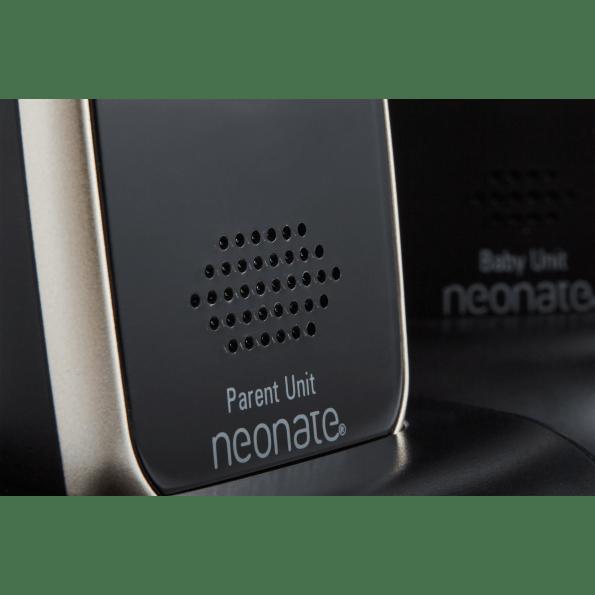 Tiny Repbulic puslepude grå + Neonate BC5800 babyalarm