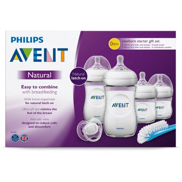 Philips Avent Natural startpakke