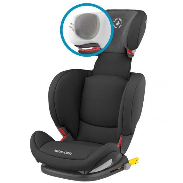 Maxi-Cosi Rodifix Air Protect Autostol - Authentic Black