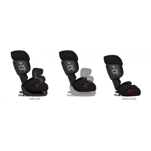 Cybex Pallas 2-Fix Autostol - Sort