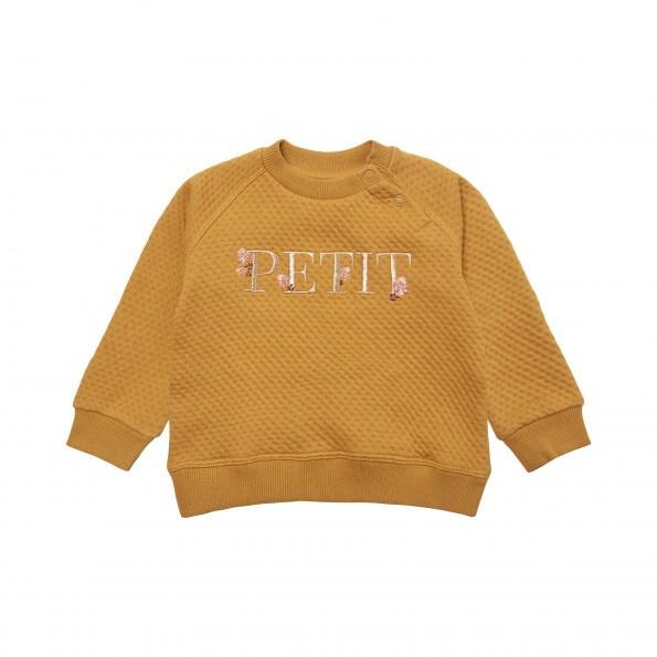 Petit by Sofie Schnoor Emily sweatshirt - Mustard