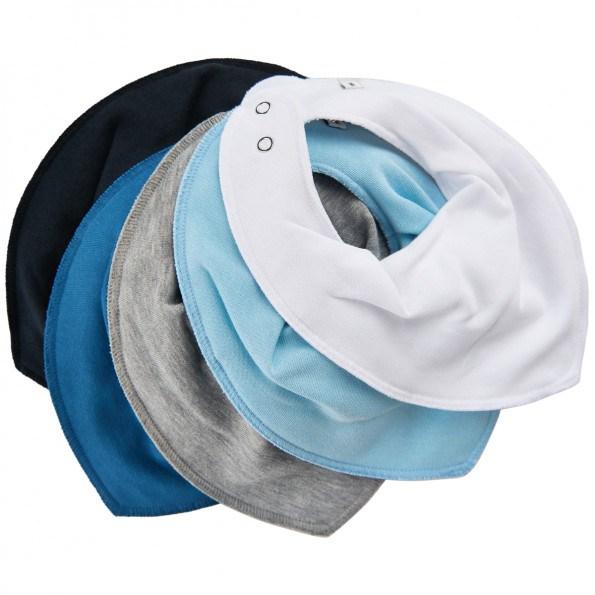 Pippi Tørklædesmække 5-pak - Light Dusty Blue