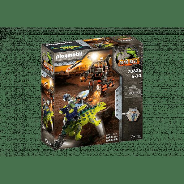 Playmobil Dinos Saichania Defence - 70626