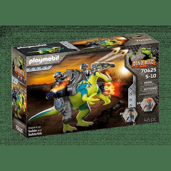 Playmobil Dinos Spinosaurus Double defence - 70625