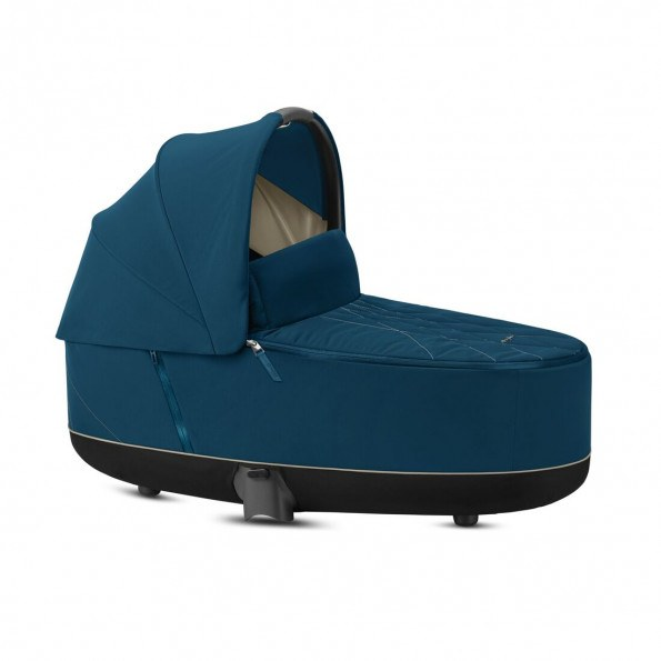 Priam Lux Carry Cot - Mountain Blue