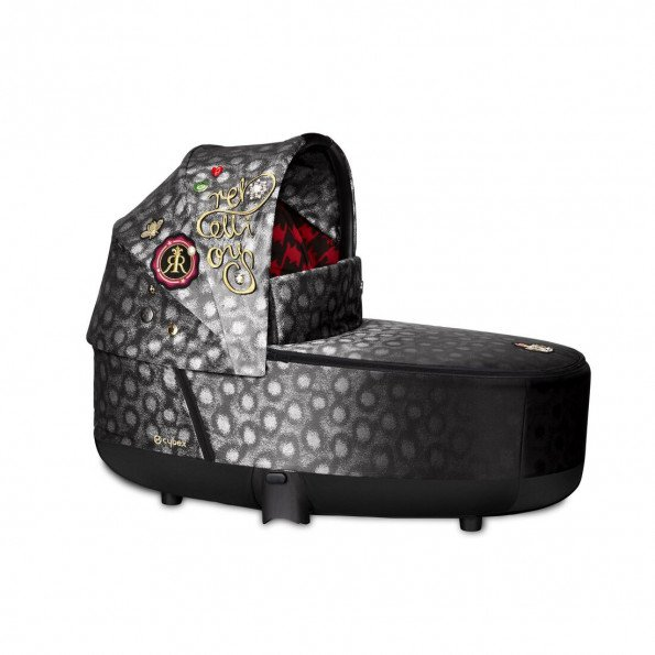 Priam Lux Carry Cot Fashion Edition - Rebellious