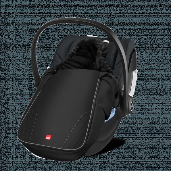 GoodBaby Artio kørepose - sort