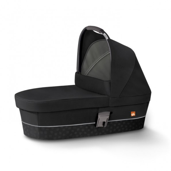 GoodBaby Carrycot - Monument Black