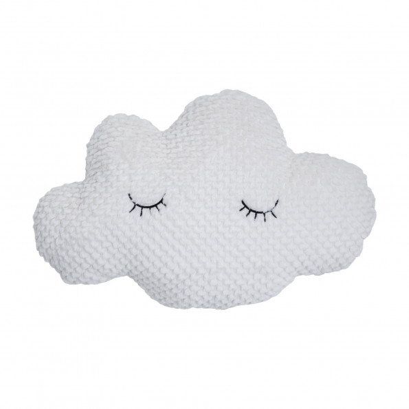 Bloomingville Cloud Pude stor - Hvid