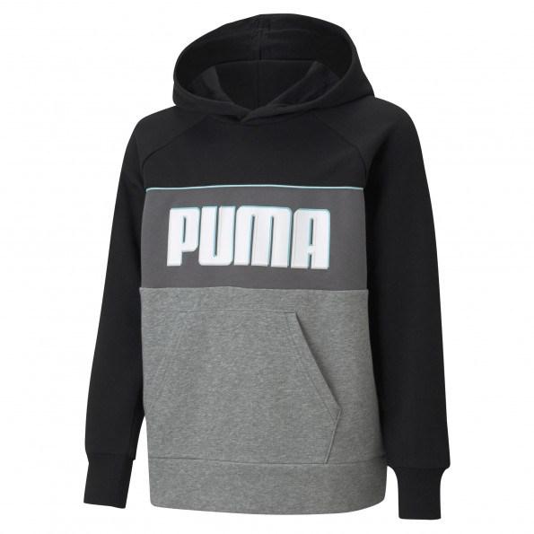 Puma Alpha TR B hættetrøje – Puma Black
