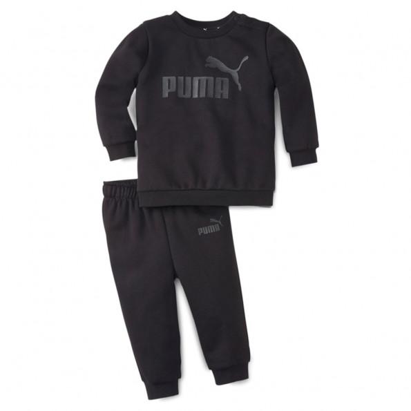 Puma Minicats ESS Crew Neck joggingsæt - Black