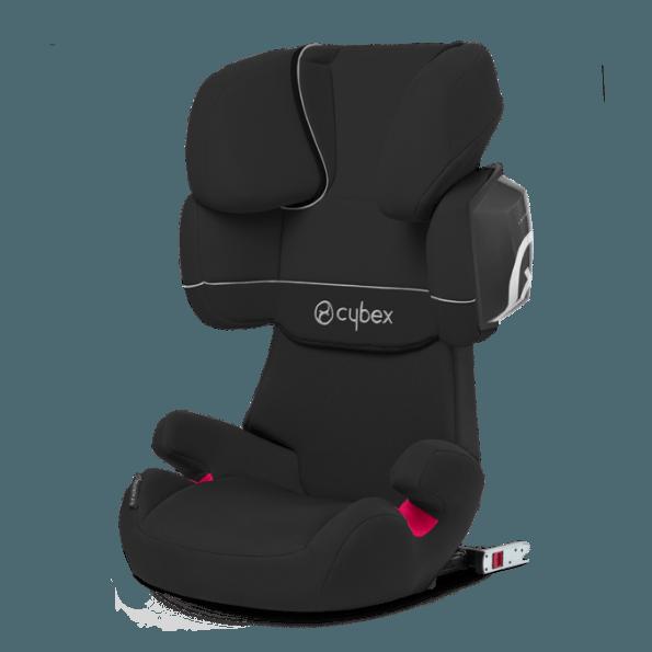Cybex Solution X2-Fix Autostol - Pure Black