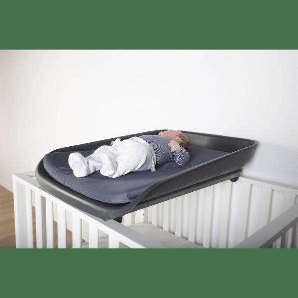 Childhome Evolux Pusleplads - Sort