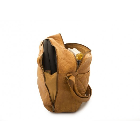 Sleepbag The Bag - cognac