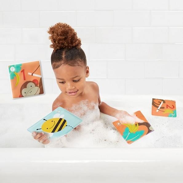 Skip Hop Zoo badelegetøj - puslebog