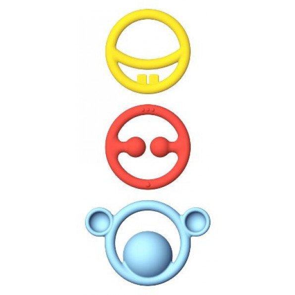 Moluk Bideringe: Nigi, Nagi & Nogi - Klare farver