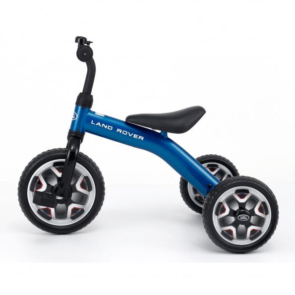 Rastar Land Rover 3-hjulet cykel – blå