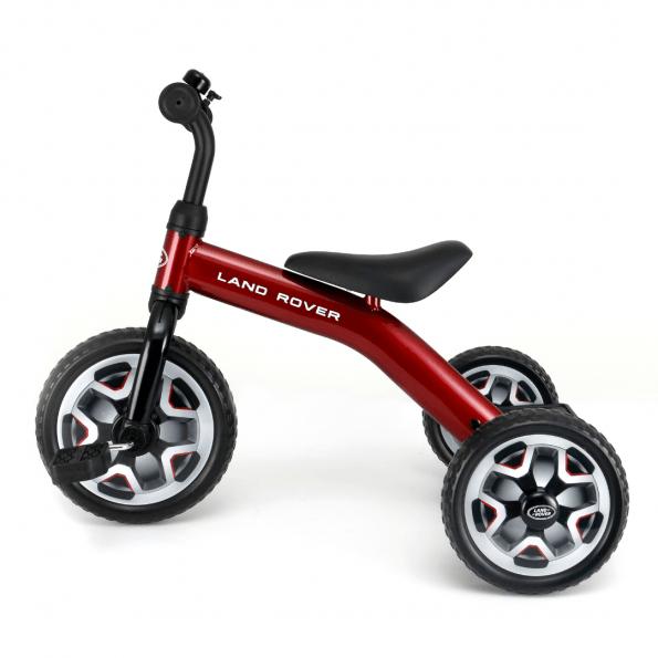 Rastar Land Rover 3-hjulet cykel – rød