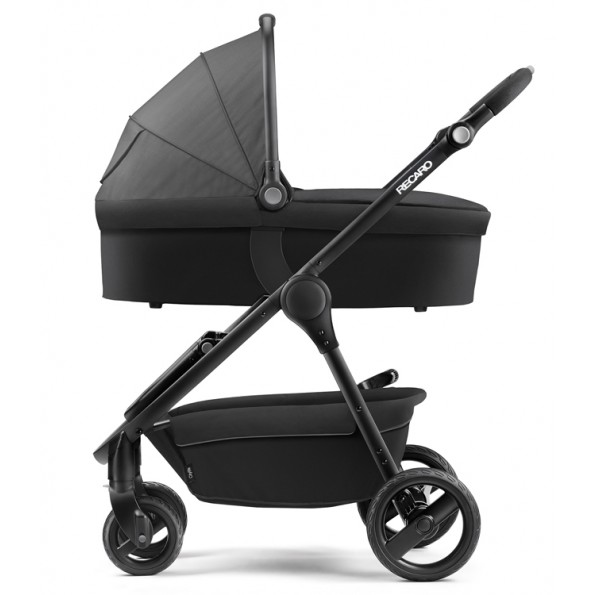 Recaro Citylife Carrycot incl. Adapter, Graphite