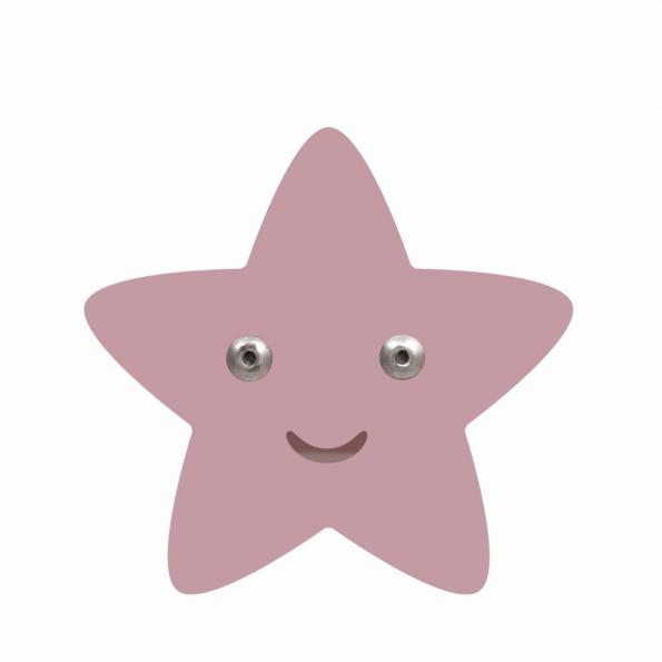 Roommate stjerne knage - violet