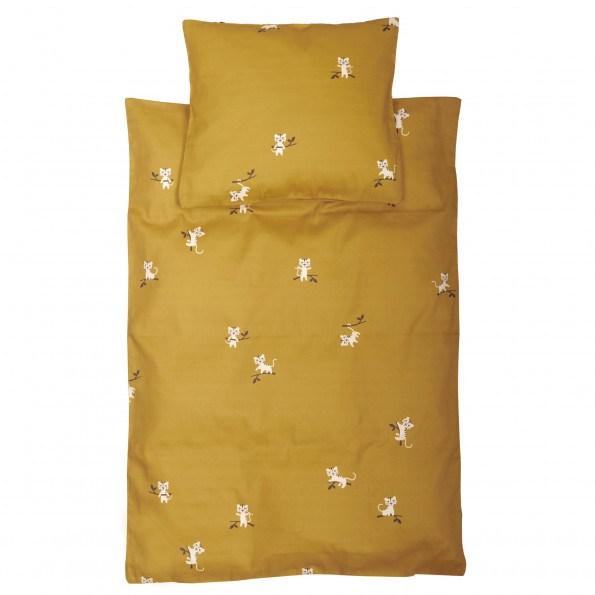 Roommate junior sengetøj - Tiger - 100x140 cm.