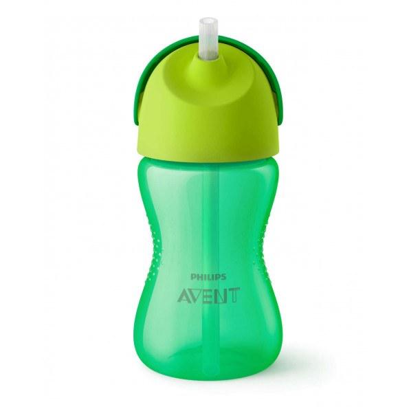 Philips Avent Sugerørskop 260 ml - grøn