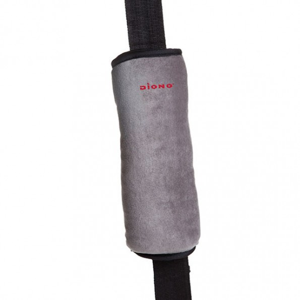 Diono selebeskytter/sovepude til bil - grå