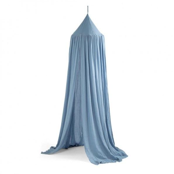 Sebra sengehimmel - Powder Blue