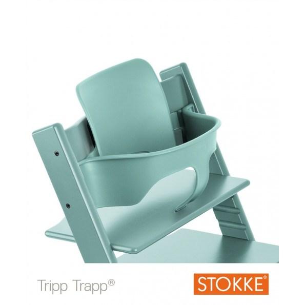 Tripp Trapp Babysæt - Aqua Blå