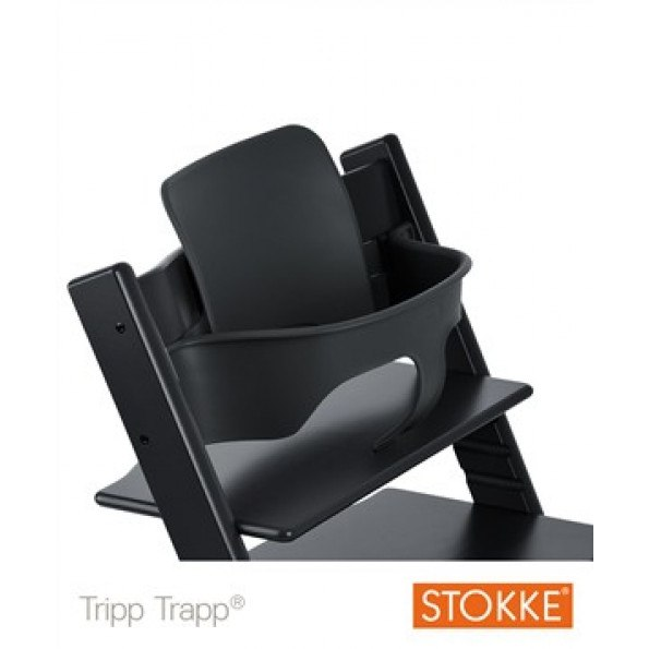 Tripp Trapp Babysæt - Sort