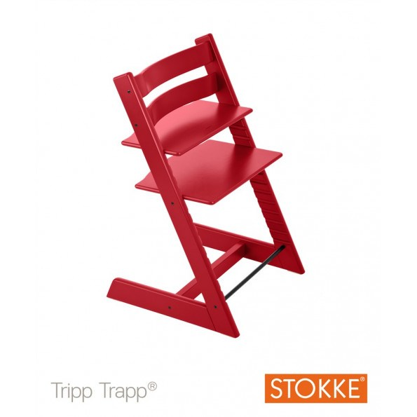 Tripp Trapp Stol - rød